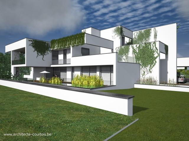 Courtois Architecture Liège 2