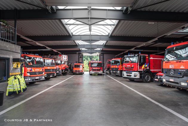 Courtois Architecture Pompiers Jodoigne (5 sur 5)