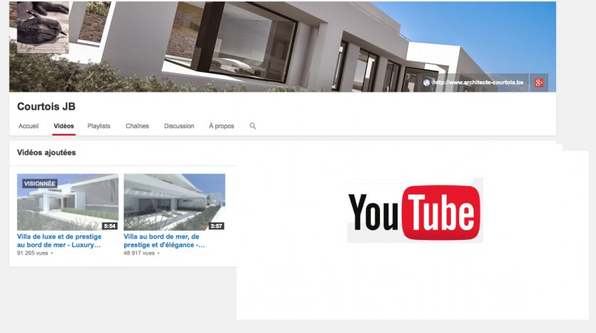 Courtois Architecture Youtube Chaine