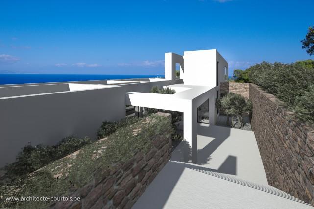 Courtois Architecture Zakynhtos Taki 2 A-2