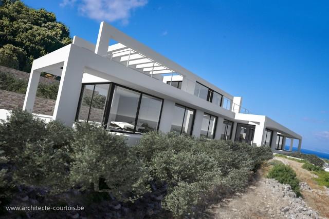 Courtois Architecture Zakynhtos Taki 2 A-3
