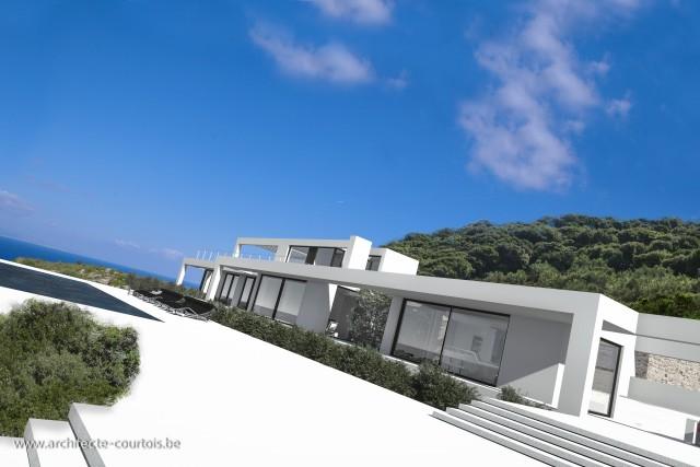 Courtois Architecture Zakynhtos Taki 2 A-4