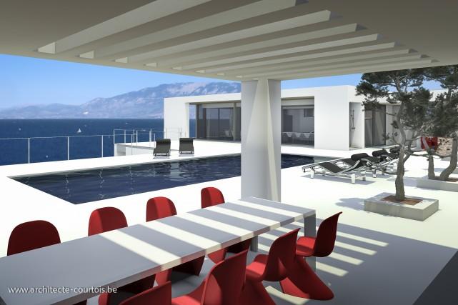 Courtois Architecture Zakynthos Taki β 2