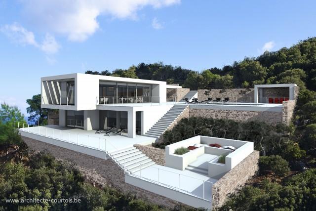 Courtois Architecture Zakynthos Taki β 3