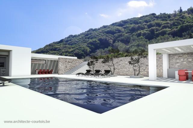 Courtois Architecture Zakynthos Taki β 4